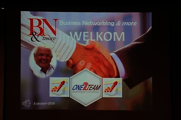 BN&m Seminar One2Team - Business Networking & more