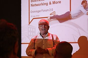 2e sessie bezoek BAM-Groninger Forum 22 mei 2018 - Business Networking & more - Business Networking & more
