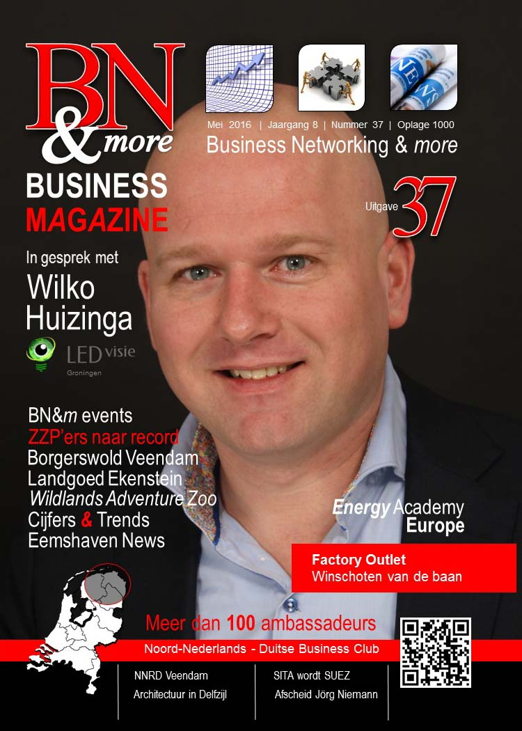 Magazine 37 mei 2016 - Business Networking & more