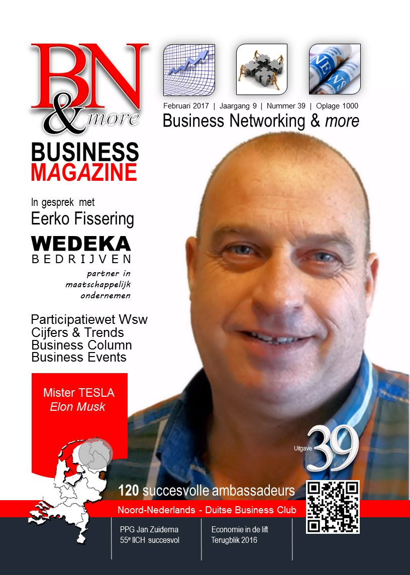 Magazine uitgave 39 - Business Networking & more