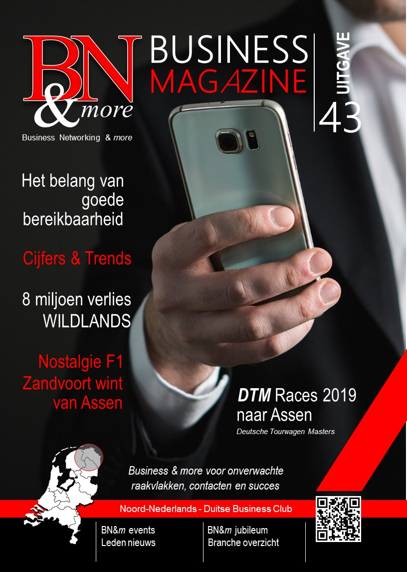 Business Magazine 43 - Business Networking & more