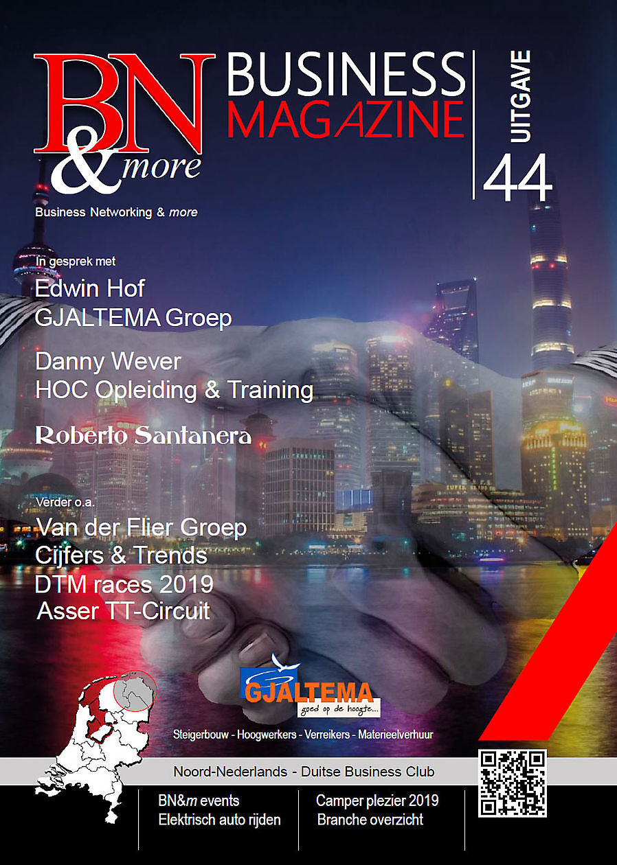 Magazine 44 mei 2018 - Business Networking & more