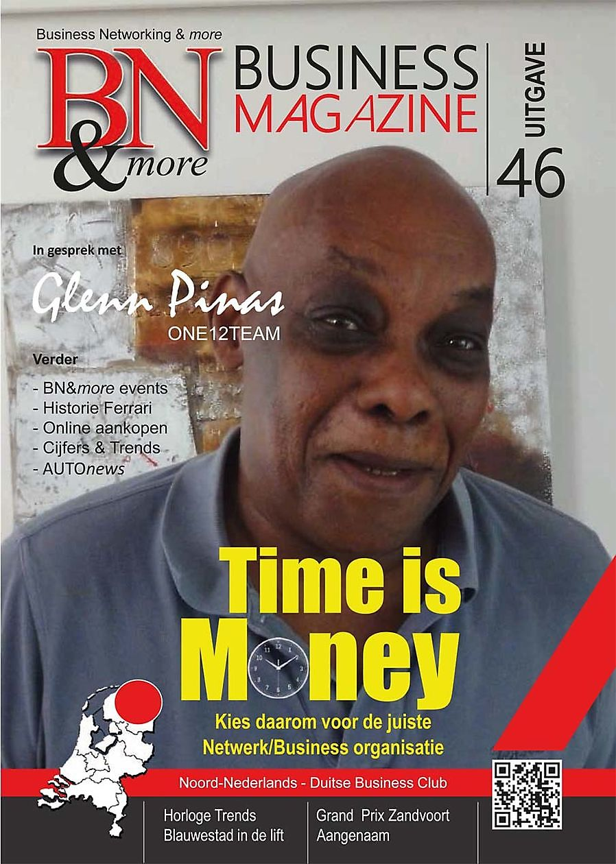 Magazine 46 december 2019 - Business Networking & more