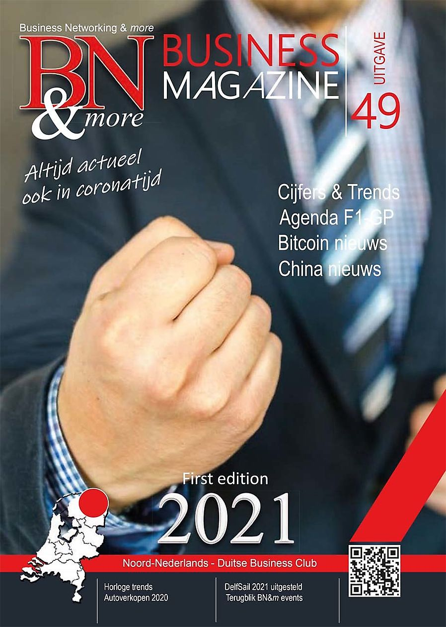 Magazine editie 49 - Business Networking & more